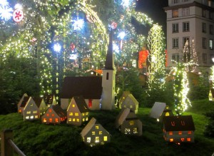 67 Strasbourg le grand sapin village red