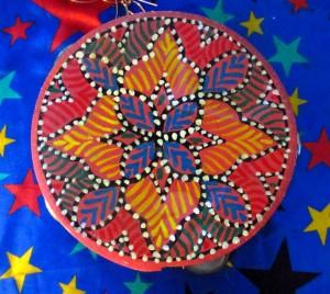 Vanxains La Tour des Miracles Tania Magy tambourin 1 2015 07 27